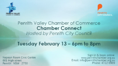 Penrith Valley Chamber of Commerce Chamber Connect